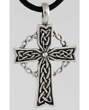 Celtic Cross amulet