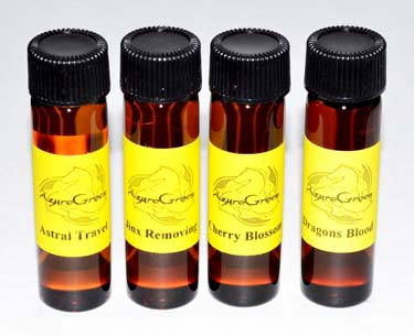 Apple Blossom Oil 2 dram