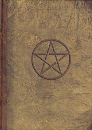 Pentagram journal, (hc)