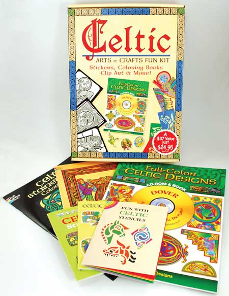 Celtic Arts and Crafts Fun Kit
