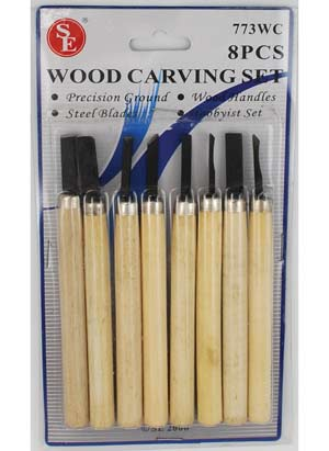 Candle Carving Set
