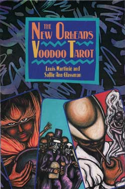 New Orleans Voodoo deck