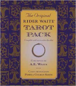 Rider-Waite deck & book by A.E. Waite
