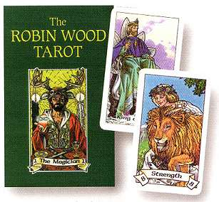 Robin Wood Tarot by Robin Wood
