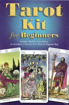 Tarot Kit for Beginners by Berres, Janet