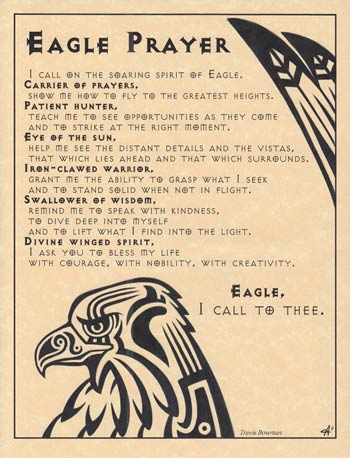 Eagle Prayer