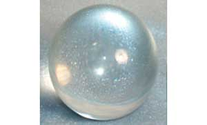 80mm Clear crystal ball