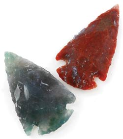 Small Stone Arrowhead