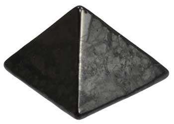 25-30mm Shungite pyramid