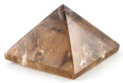 30-40mm Smoky Quartz Pyramid