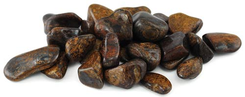 1lb Axinite Tumbled Stones