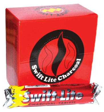 Box of swift lite 33mm Charcoal