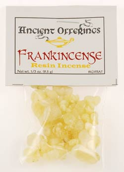 Frankincense tears 1/3oz