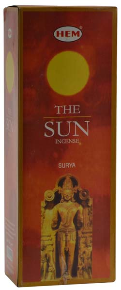 HEM Sun stick incense 20 sticks