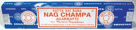 Nag Champa Incense Sticks 15 grams
