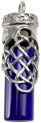 Celtic Round Knot Oil Bottle