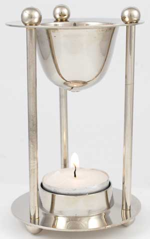 Hourglass Shaped Diffuser