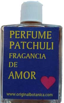 1oz Cologne Patchouli (w/ root)