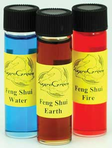 Fire Feng Shui Essence Oil 2 dram