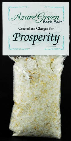 5 oz Prosperity bath salts
