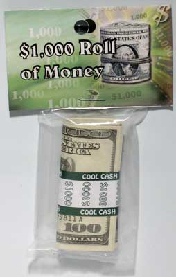 Roll of Money