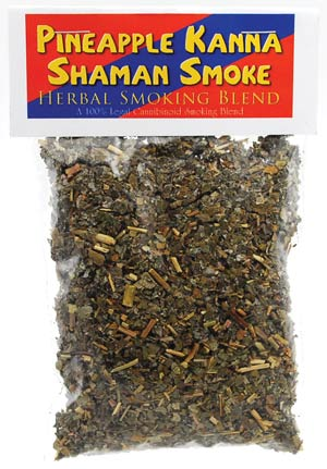 Pineapple Kanna Shaman Smoke 1oz