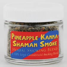 Kanna Shaman Smoke Pineapple 1/3oz