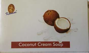 100g Coconut soap