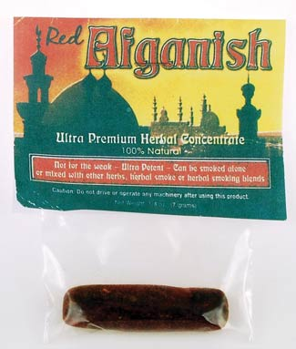 Red Afganish 1/4oz