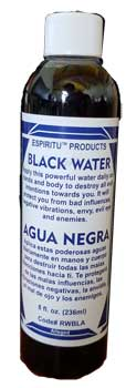 Black water 8oz