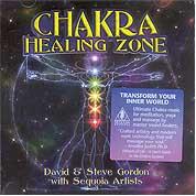 CD: Chakra Healing Zone by Gordon / Gordon