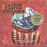CD: Sacred Earth Drums by Gordon/ Gordon
